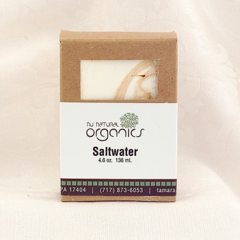 Artisan Soap - Salt Water